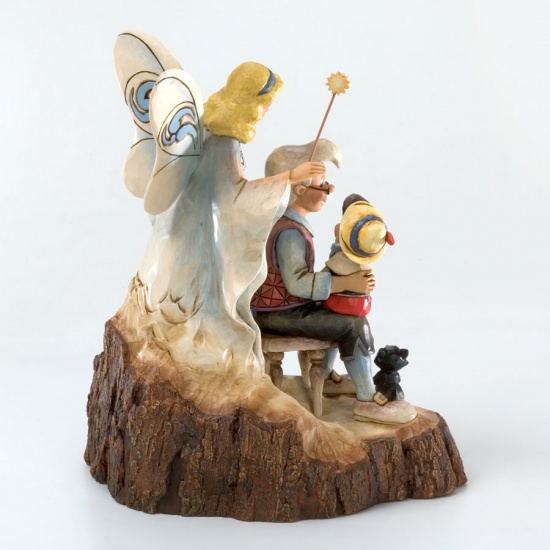 Disney Traditions Wishing Upon A Star Pinocchio